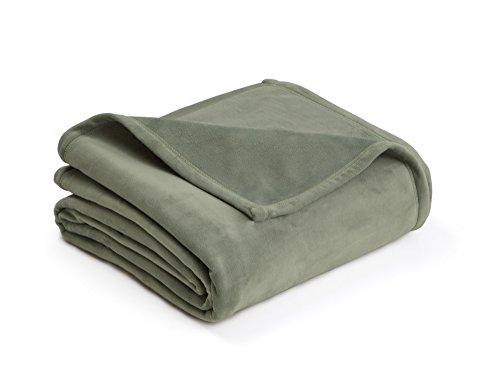 Vellux plush blanket