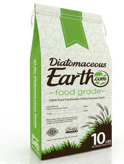 Does diatomaceous earth kill dust mites