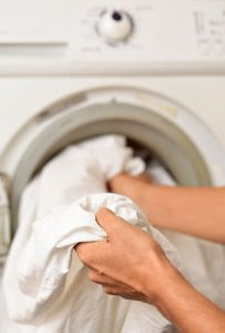 wash your bedding