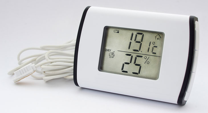 Best Most Accurate Digital Hygrometer for Home Use - Fighting ...