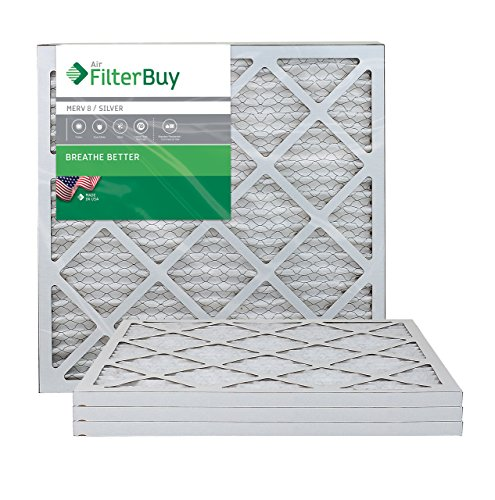FilterBuy-Silver-20x20x1-Pleated-Furnace